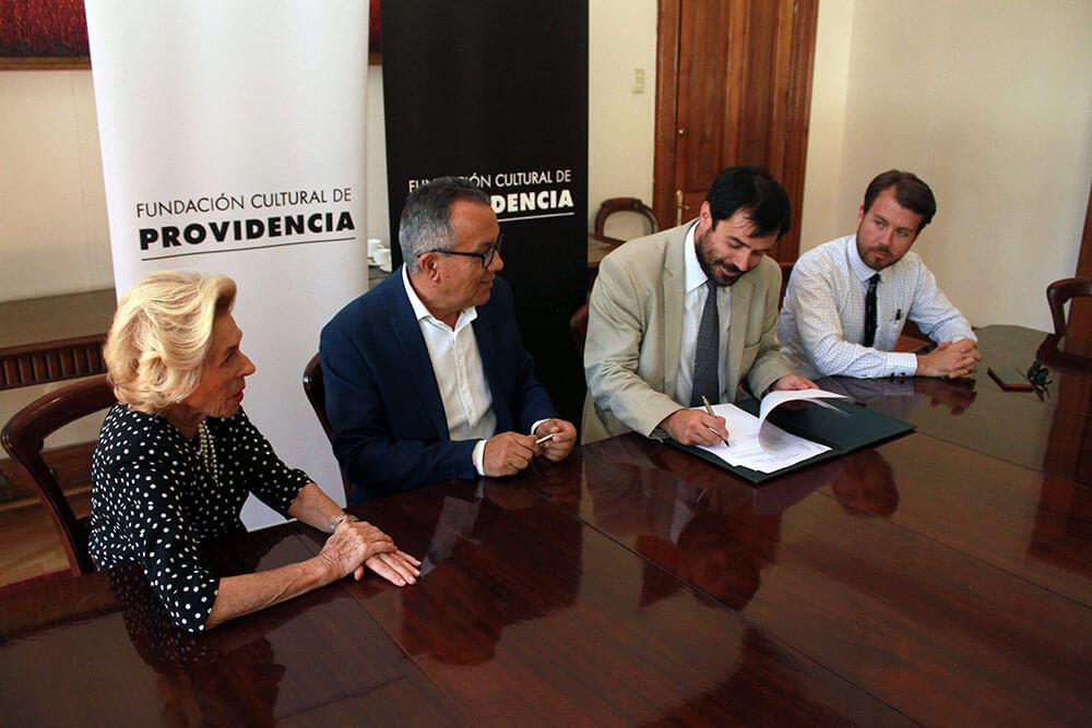 Seis conciertos incluye alianza Providencia-Centro Extensión Artística y Cultural de la Universidad de Chile
