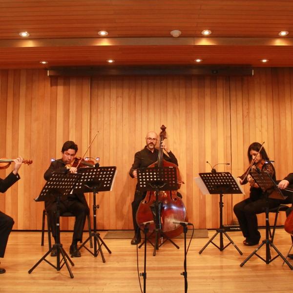 Con Ensamble Mosch comenzó Ciclo de Cámara de la Orquesta Sinfónica Nacional