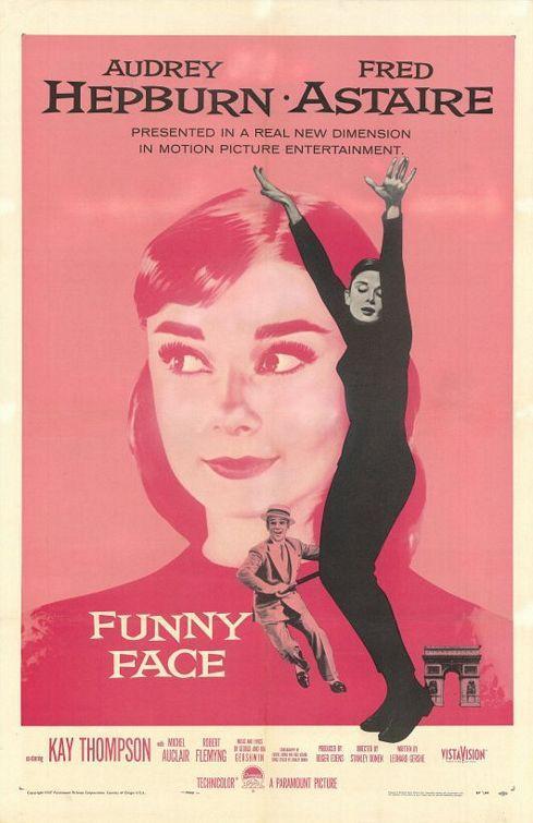 CICLO CINE y MODA: Funny face, de Stanley Donen