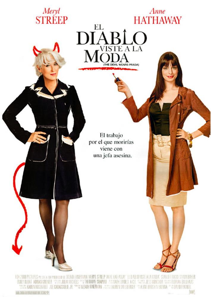 CICLO CINE Y MODA: El diablo se viste a la moda, de David Frankel