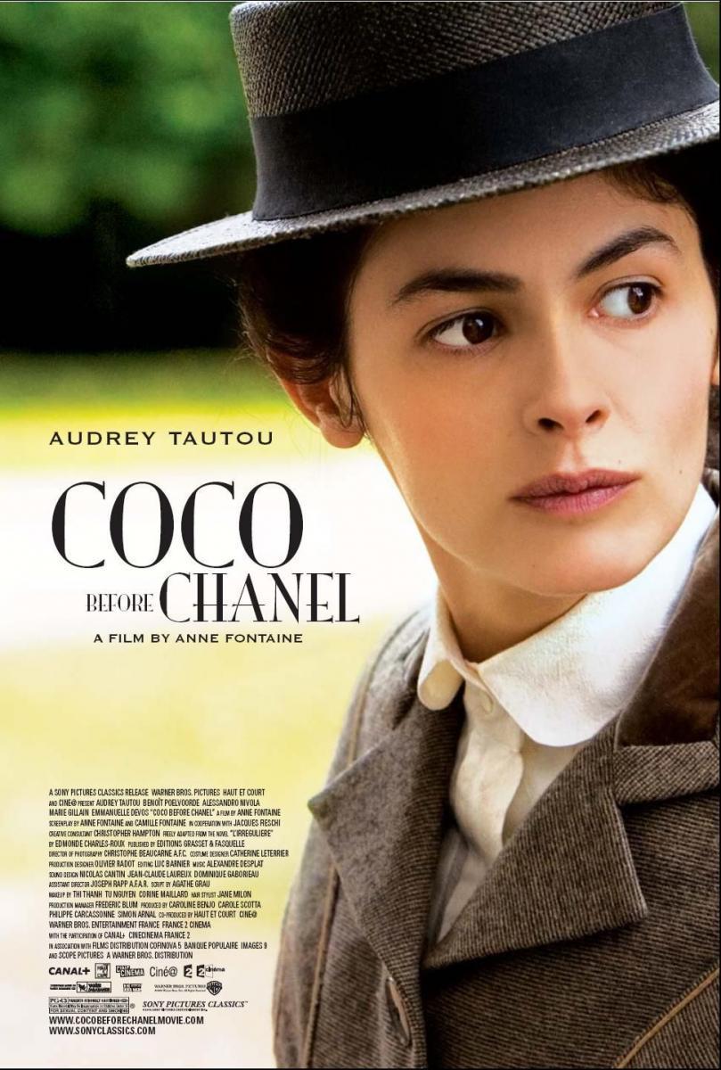 CICLO CINE Y MODA: Coco antes de Channel, de Anne Fontaine.
