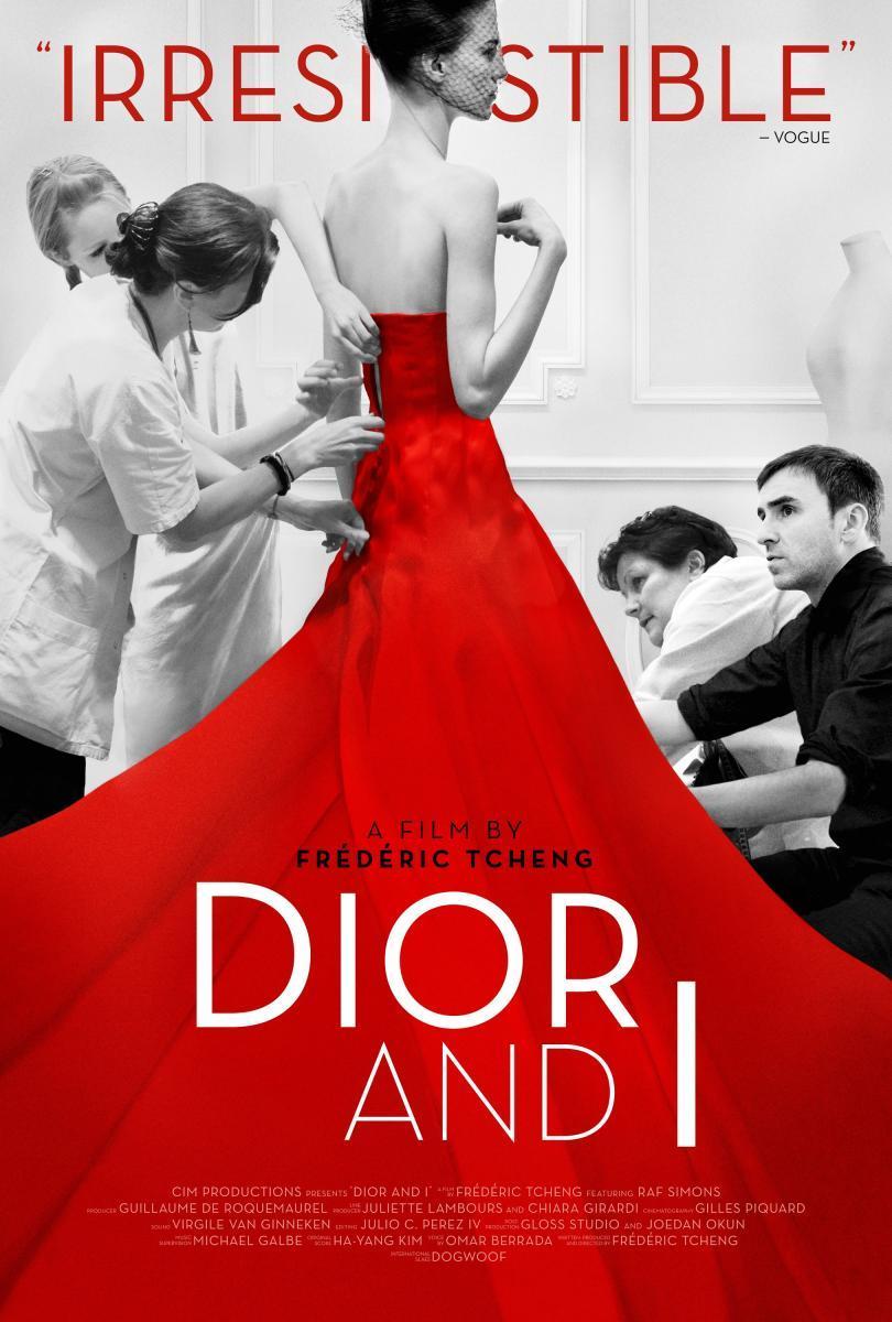 CICLO CINE Y MODA: Dior y yo, de Frédéric Tcheng.