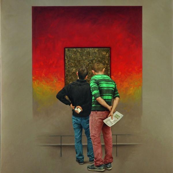 Exposición de Enrique Campuzano