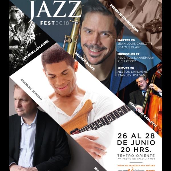 Providencia tendrá un Festival Internacional de Jazz de invierno
