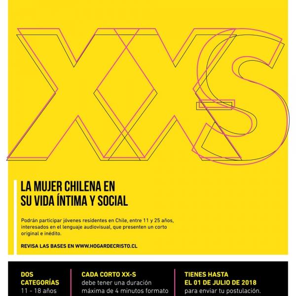 Hogar de Cristo invita al Concurso XX-S de cortometrajes con el foco en la mujer