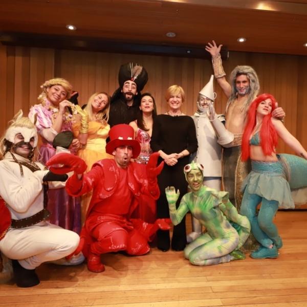 En Providencia las vacaciones de invierno se disfrutan con teatro infantil