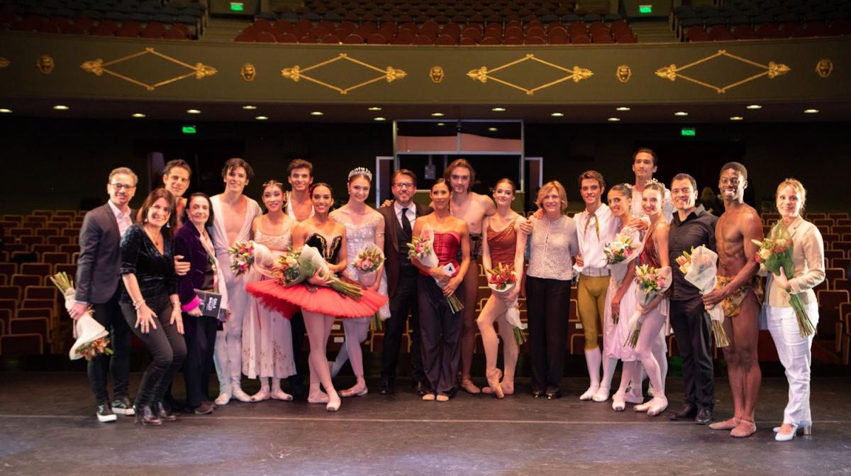 Exitosa tercera Gala Internacional de Ballet de Providencia 2019