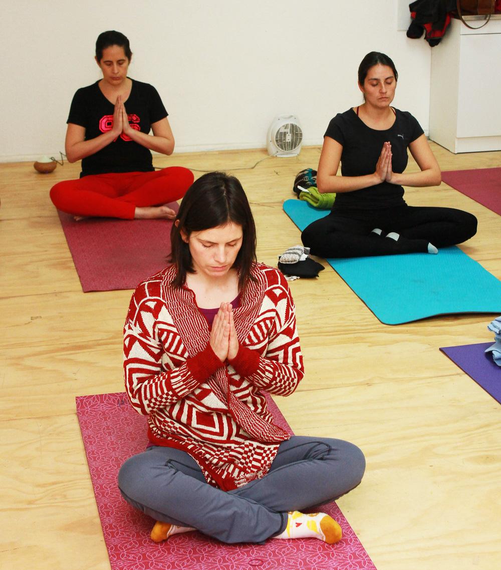 Celebración gratuita del Día Internacional del Yoga