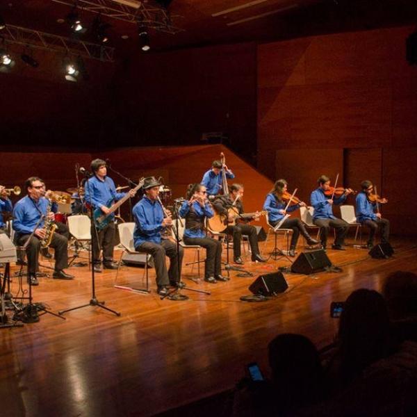 Conciertos Orquesta Nacional de Ciegos de Chile