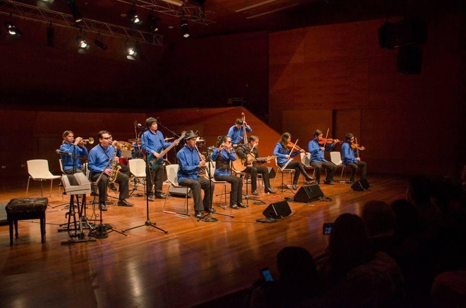Orquesta Nacional de Ciegos