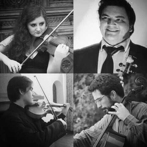 12 Cuarteto de la Carl Hammond´s Orchestra