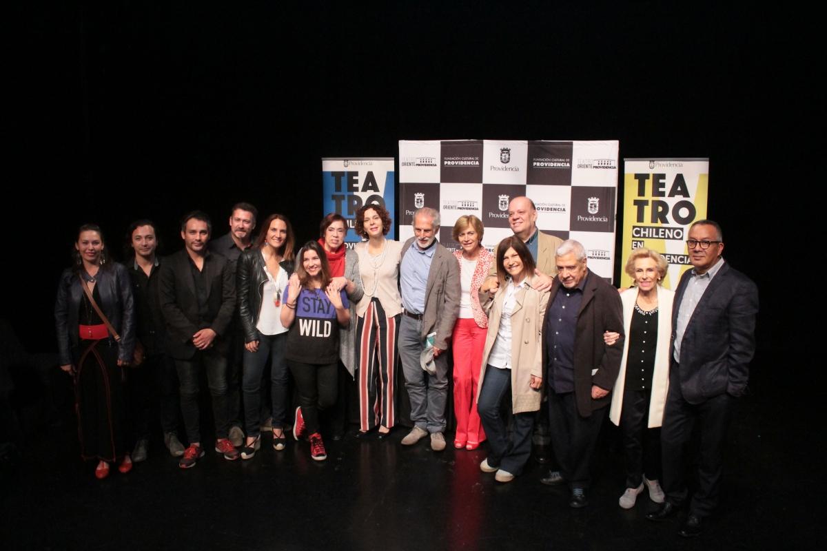 Festival de Teatro de Providencia gran oferta cultural para el verano