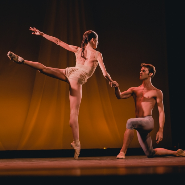 Presentación Caravaggio Gala Internacional de Ballet