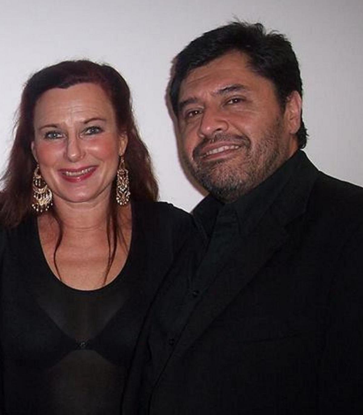 Gonzalo Tomckowiack, Beatrice Berthold