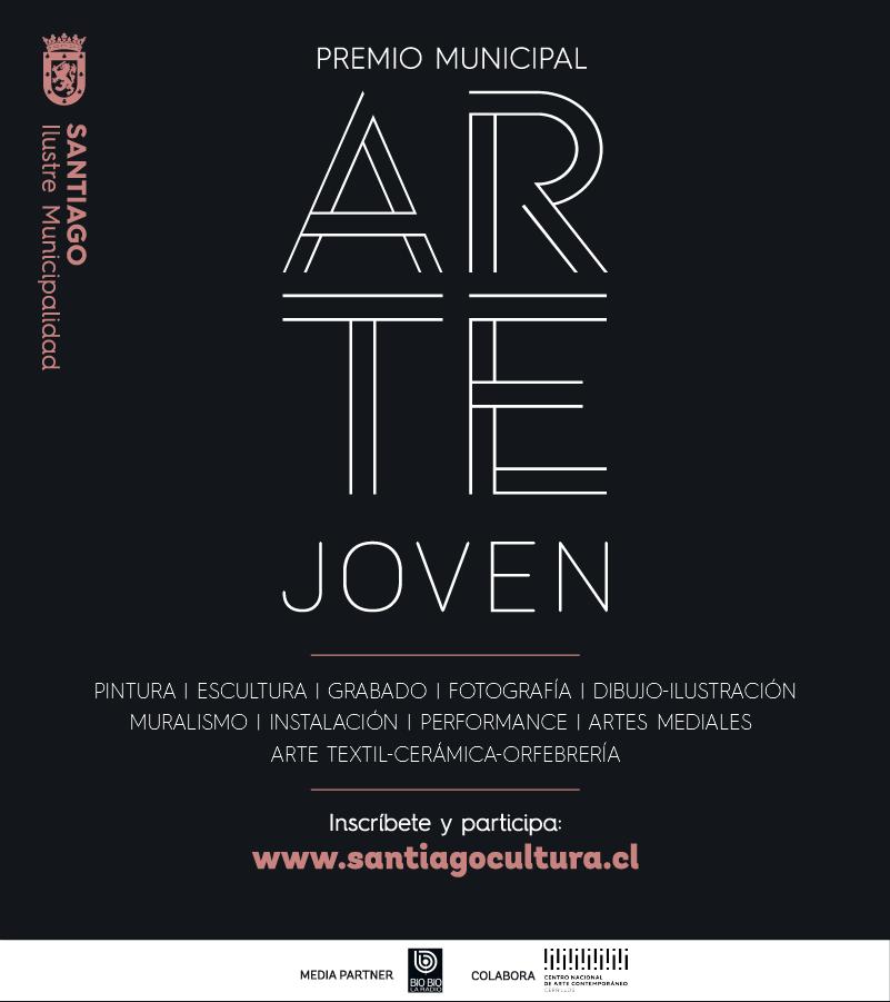 Premio Municipal Arte Joven abre su convocatoria