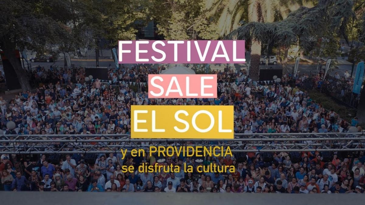 Festival Sale el Sol