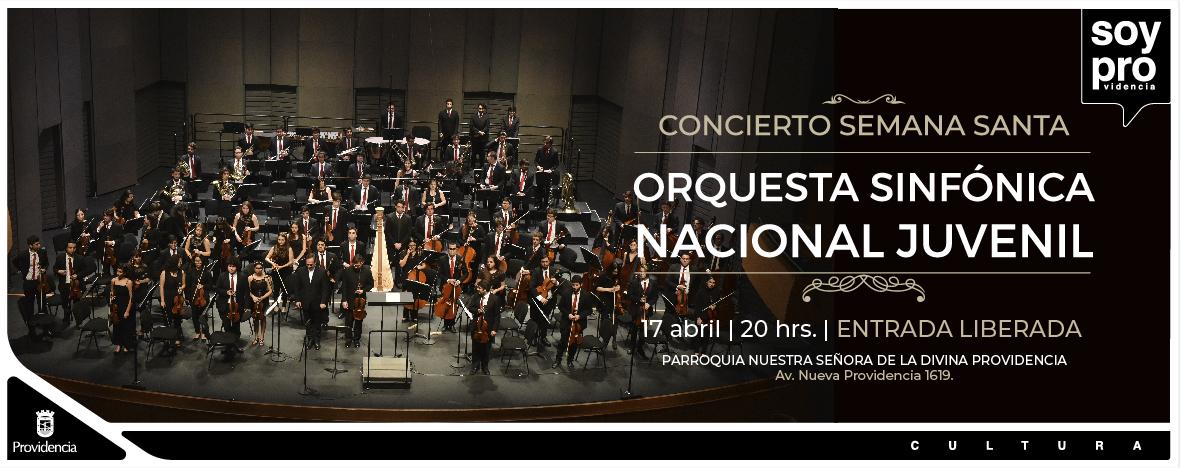 Banner Concierto Semana Santa