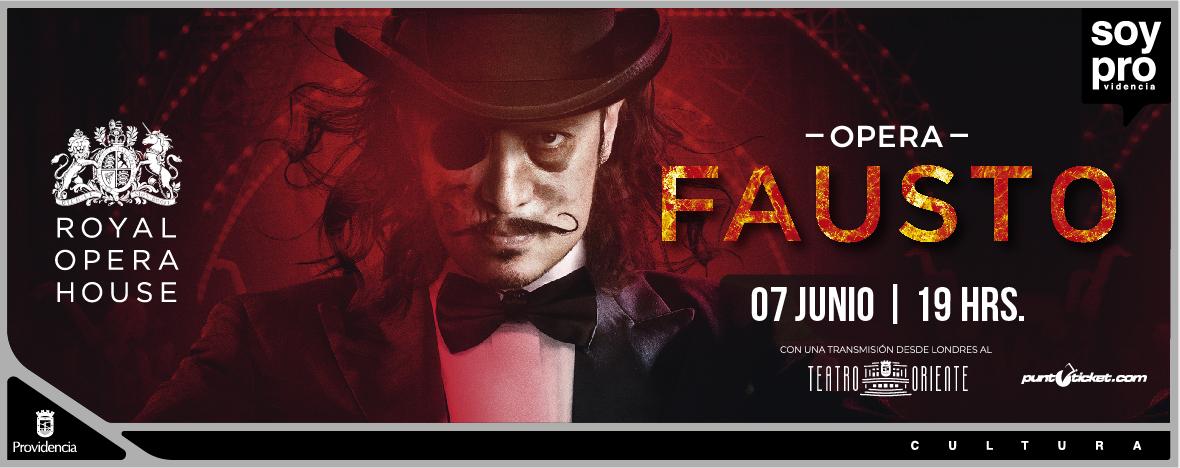 Banner Fausto