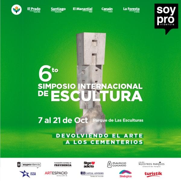 Artistas de nueve países participarán del 6to Simposio Internacional de Escultura