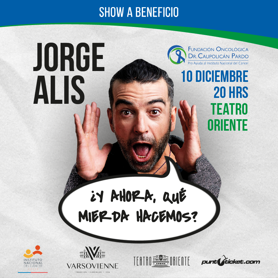 RRSS Jorge Alis