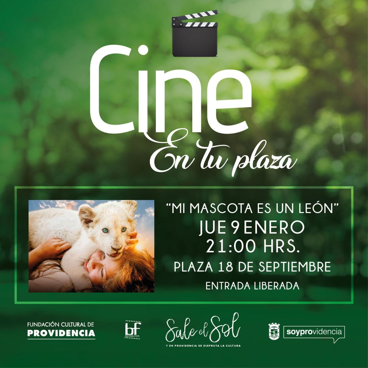 Cine gratis en Providencia