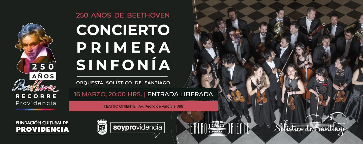 Banner concierto