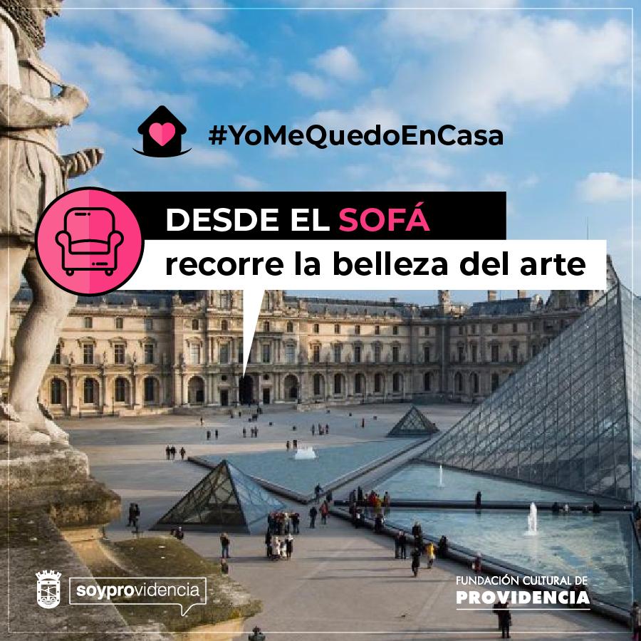 #YoMeQuedoEnCasa: DESDE EL SOFÁ