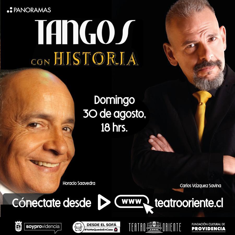 TANGOS CON HISTORIA