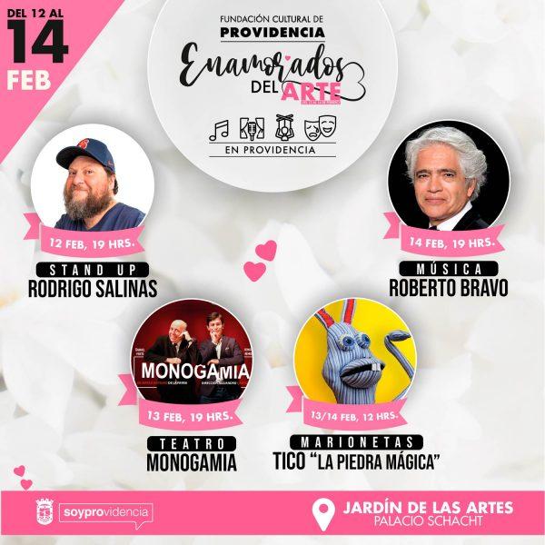 ENAMORADOS DEL ARTE
