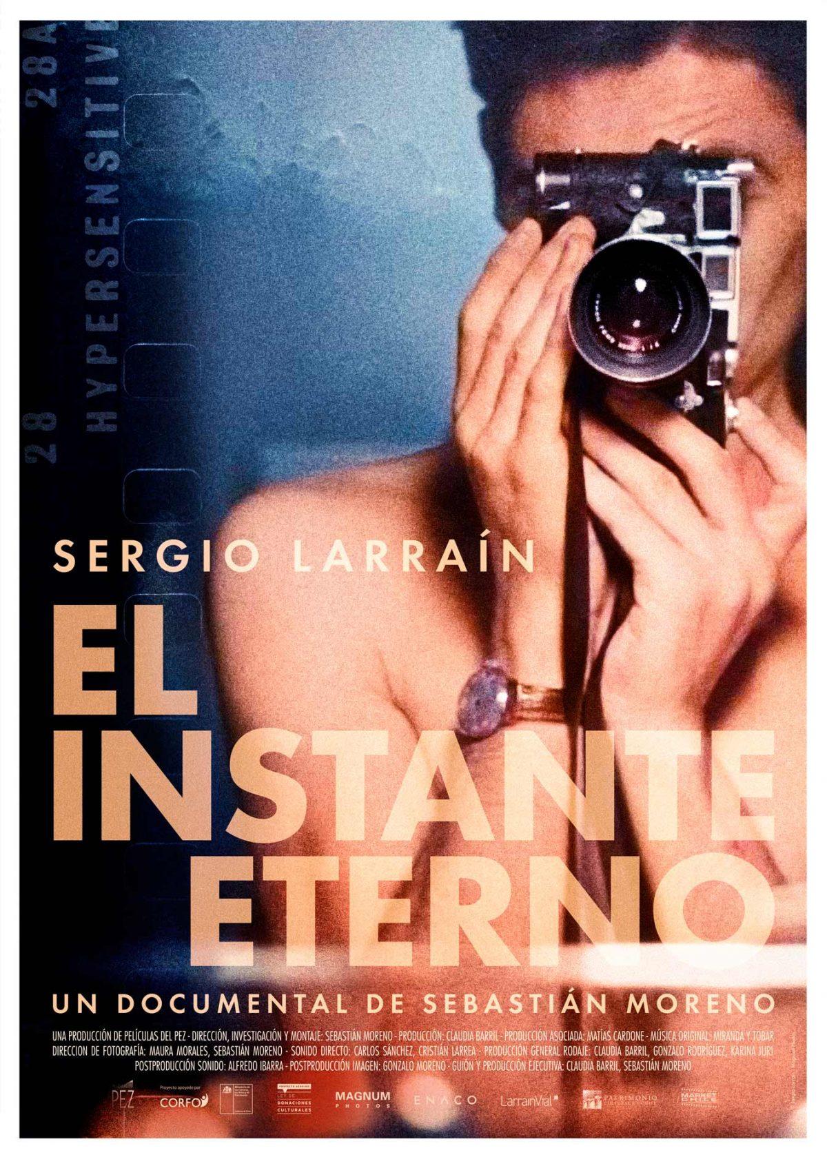 Documental «Sergio Larraín: El instante eterno»