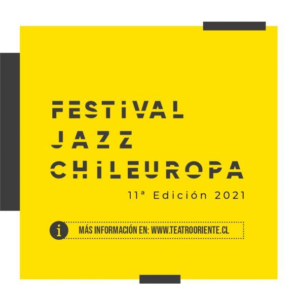 FESTIVAL DE JAZZ CHILEUROPA 2021